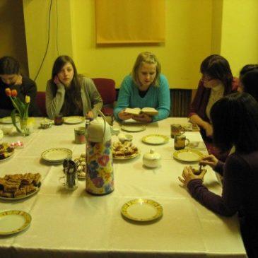 Spotkanie kobiet 8 marca 2011