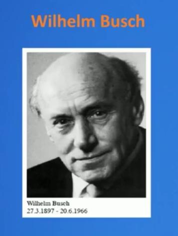 Jezus naszym przeznaczeniem – Wilhelm Busch