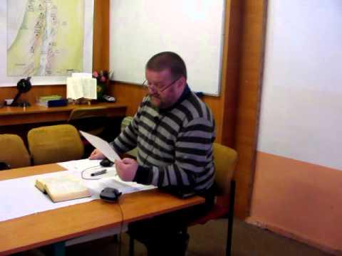 Święto Chanuka 2013 – Krzysztof Gołębiowski