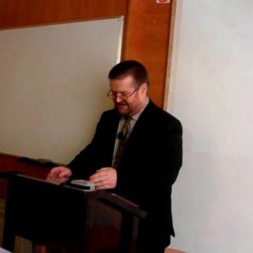 Chrzest wiary – jakie ma znaczenie? – Krzysztof Gołębiowski