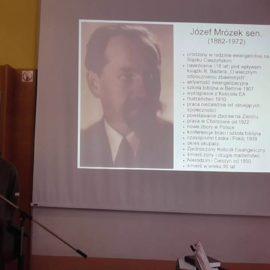 Józef Mrózek senior cz.3 – Tadeusz Mrózek