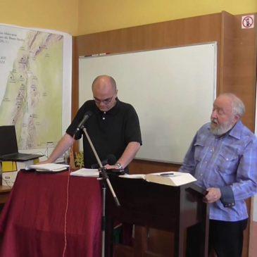 Izraelologia: Izrael w teologii systematycznej cz.15 – Arnold Fruchtenbaum