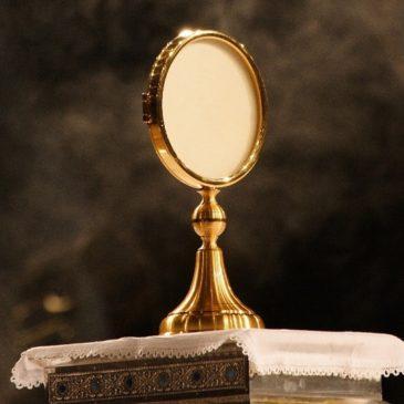 Doktryna o Jezusie Eucharystycznym w nauczaniu i praktyce Kościoła Rzymskokatolickiego w świetle nauczania Biblii – Anna Szuba