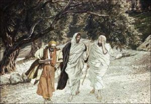 Disciples on the Road to Emmaus
