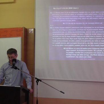 List do Rzymian 12,17-13,10 cz.2 – Marek Kaczmarczyk
