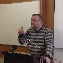 Mateusza 24,45-25,46 – Krzysztof Gołębiowski