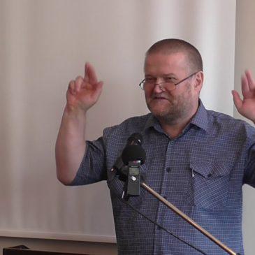 Sprawy zboru – Krzysztof Gołębiowski