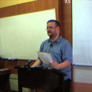Bóg wybrał nas przed założeniem świata – Krzysztof Gołębiowski