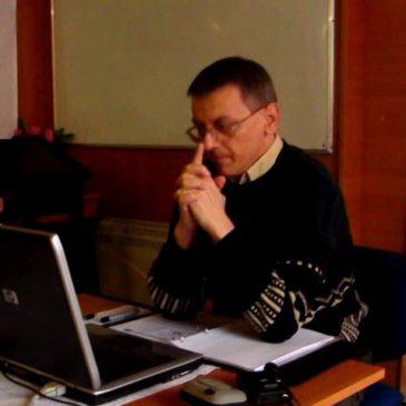 Urywki z Biblii: Łukasza 1, 5-38 – Marek Kaczmarczyk