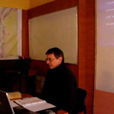 Urywki z Biblii: Łukasza 5,12-14 – Marek Kaczmarczyk