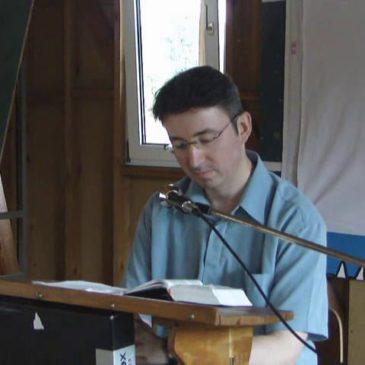 Konferencja: Zdumiewająca Boża łaska – Piotr Słomski