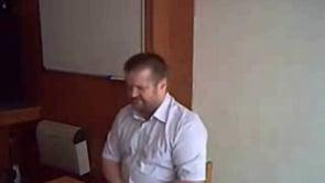 Chrzest świadków Jehowy – jakie ma znaczenie? – Krzysztof Gołębiowski