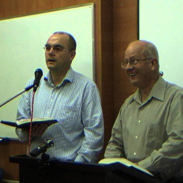 Starsi w zborze – Vern Peterman