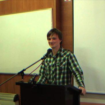 Świadectwo – Konrad Szyja