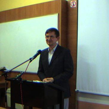 Służba wśród osób starszych – Tadeusz Mrózek