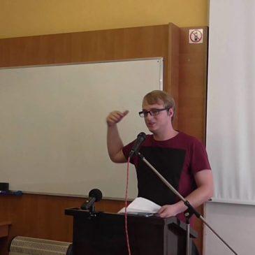 Dawid Szyja – Świadectwo