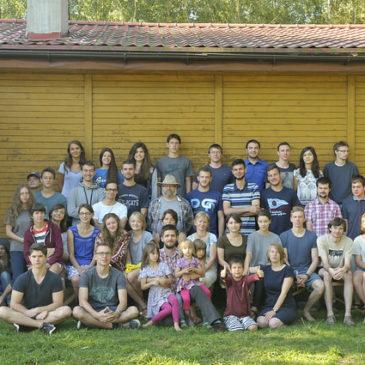 Drugi obóz w Teodorowie – sierpień 2016