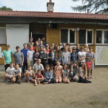 Obóz w Teodorowie – sierpień 2016