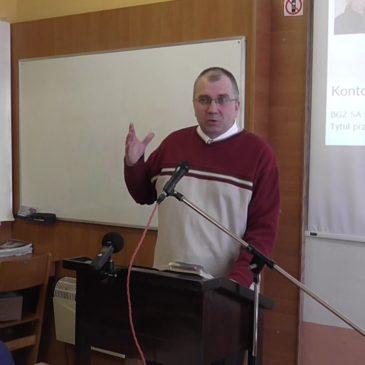 Ireneusz Furmaniak – Świadectwo – Fundacja