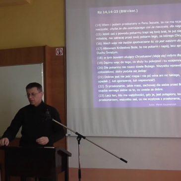 List do Rzymian 14,14-23 – Marek Kaczmarczyk