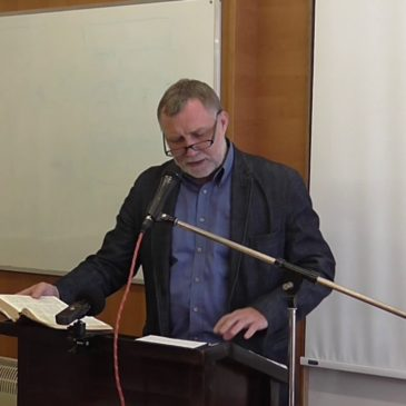 Sługa Boży a śmierć – Grzegorz Barszcz