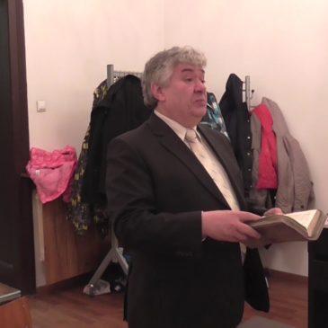 Jakie są twoje oczekiwania Łk 2,25-38 – Andrzej Kapuściński