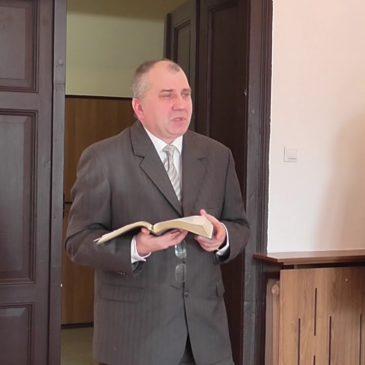Mateusza 6,1-8 – Ireneusz Furmaniak