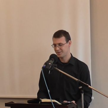 Kazanie braci – Andrzej Giertler, Dominik Szyja