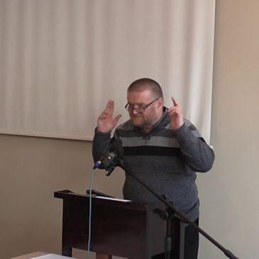 1Kor 14,34-35 – wstęp – Krzysztof Gołębiowski
