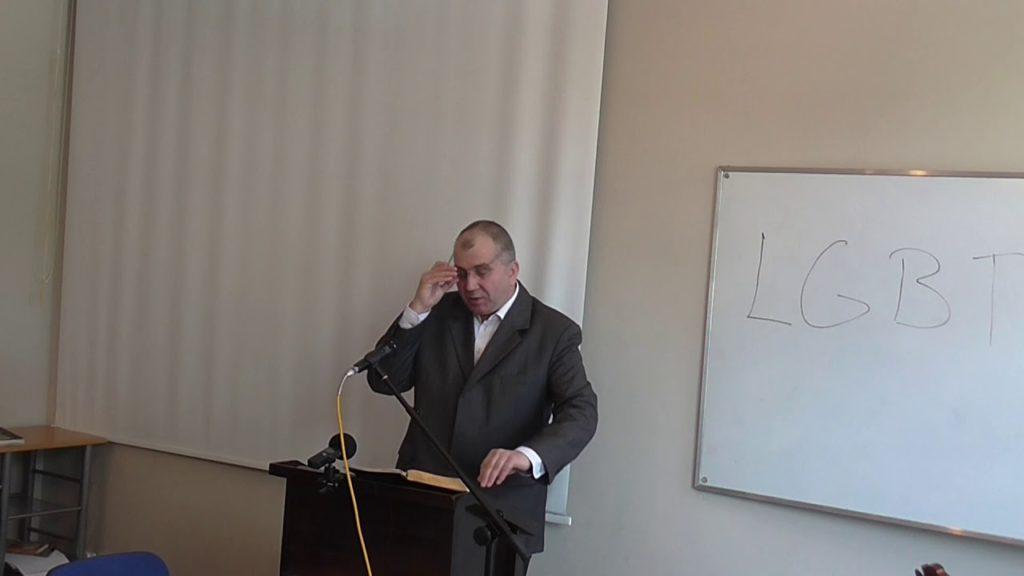 Świadectwo – Ireneusz Furmaniak