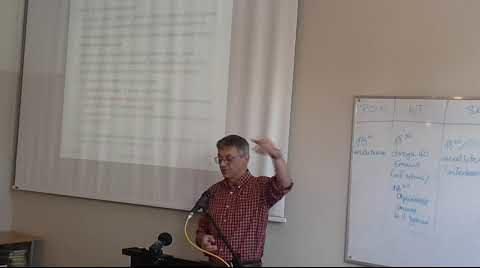 List do Galacjan – spojrzenie na całość cz.1 – Marek Kaczmarczyk