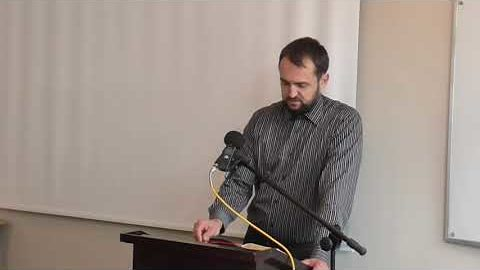Cierpienie – 1Piotra 4,12-18 – Paweł Narolewski