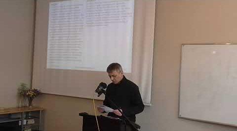 List do Galacjan – Nie idź drogą ciała ku zniszczeniu, ale drogą Boga ku życiu cz.4 – Marek Kaczmarczyk