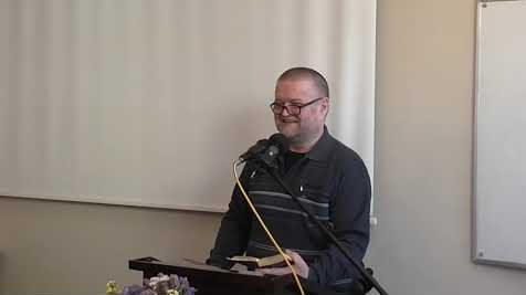 Będziecie mi świadkami – Dz 1,8 – Krzysztof Gołębiowski