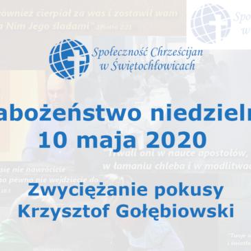 Zwyciężanie pokusy – Krzysztof Gołębiowski