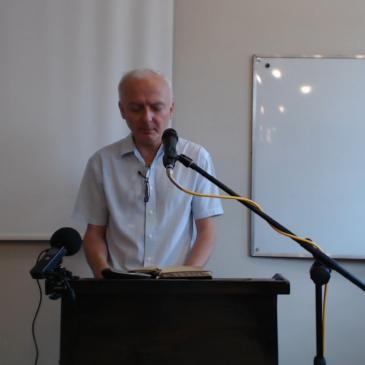 Drugie uwięzienie Piotra i śmierć Heroda (Dz 12:1-25) – Marek Handrysik