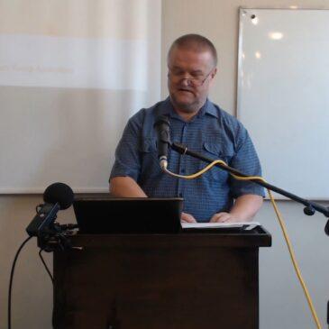 Droga sprawiedliwych jest jak blask zorzy porannej (Prz 4:28) – Krzysztof Gołębiowski
