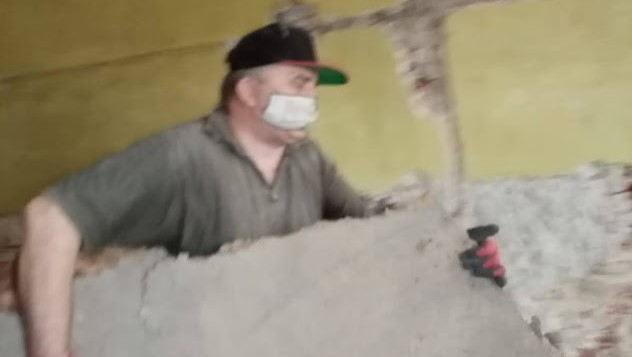 Lipiny – prace remontowe