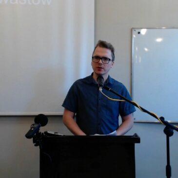 Wyrywanie chwastów – Paweł Handrysik