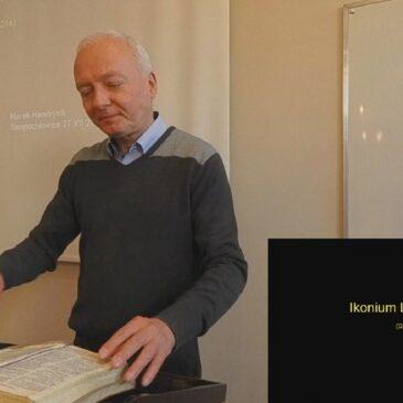 Ikonium Listra i Derbe (Dz 14:1-21a) – Marek Handrysik