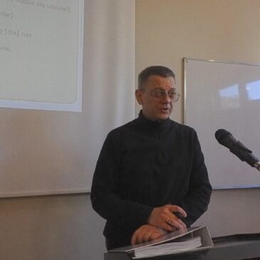 14. List do Galacjan – Marek Kaczmarczyk