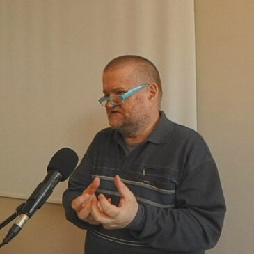 Paś moje owce – Krzysztof Gołębiowski